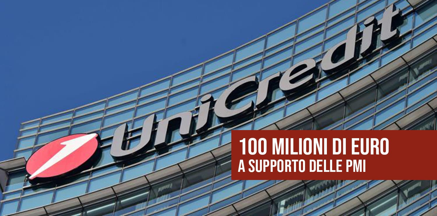 UNICREDIT: 100 MLN MINIBOND A SUPPORTO PMI